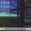 Dream Tower Blueprints: the first solo album by ambient guitarist/Chapman Stickist/bassist Har